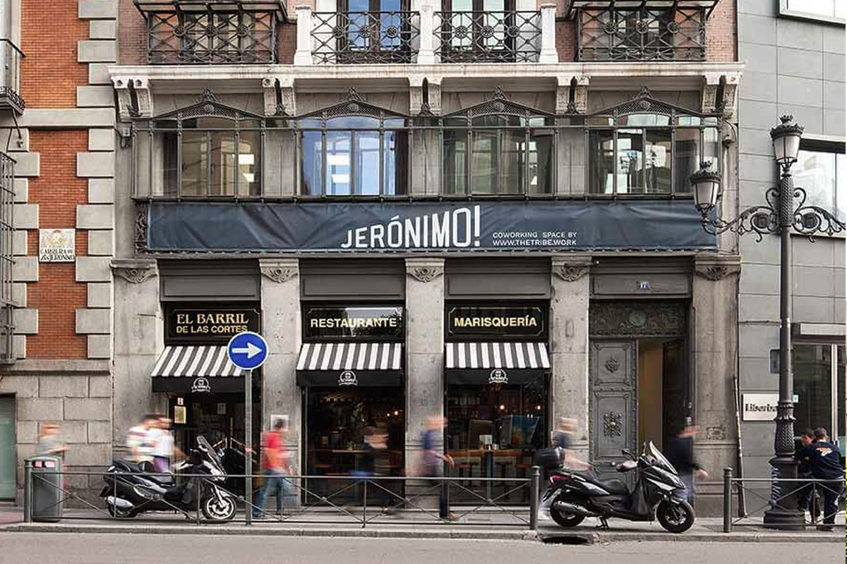 Coworking Jerónimo