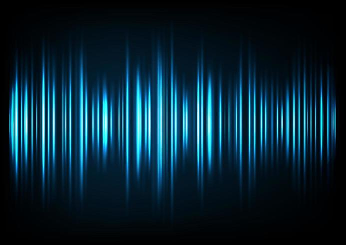 Blue-music-sound-waves-audio-technology-musical-pulse